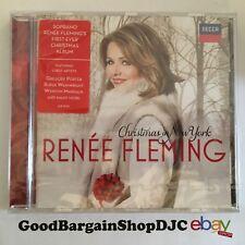 Renee Fleming - Christmas in New York (CD, 2014) *New & Sealed*