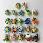 22pcs Pokemon Pikachu PVC Shoe Charms Accessories Fit Cro c&J ibbitz Christmas