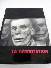 DÉPORTATION (la) DE 1933 A 1945-LIVRE COMPLET AVEC 2 ESTAMPES PICASSO/LEGER- L32
