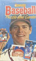 1988 DONRUSS BASEBALL UNOPENED  WAX BOX 36 ct sealed packs