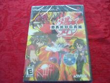 BAKUGAN BATTLE BRAWLERS PS2 FACTORY SEALED!!  C@@L!!  MUST L@@K!!  SHIPS FAST!!