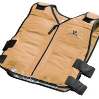 TechNiche Phase Change Cooling Vest, Powered by Cool Pax 6626-KH-L/XL