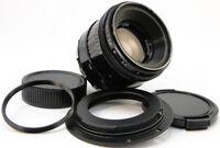1969! ⭐Original ZEBRA (Glossy)⭐ MMZ-LOMO HELIOS 44-2 Lens Canon EOS EF Mount 7D