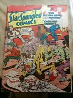 Star Spangled Comics #29 (Good 2.0)1944 - Last Simon & Kirby issue! RARE!