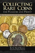 Collecting Rare Coins for Pleasure and Profit Collector Guide book Gift Free US