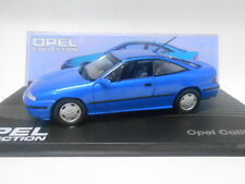 OPEL CALIBRA V6 1997 OPEL COLLECTION #16 EAGLEMOSS IXO 1/43