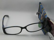 New Foster Grant Rainbow Unisex Reading Eyeglasses+Case-Strenght+1.50