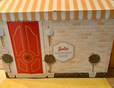 New ListingVintage Barbie Fashion Shop 1962 with original furniture, magazine, invitations