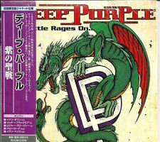 DEEP PURPLE - BATTLE RAGES ON  - CD - BRAND NEW