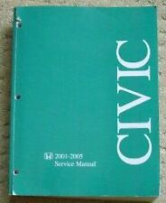 2004 HONDA CIVIC Service Shop Repair Workshop Manual BRAND NEW