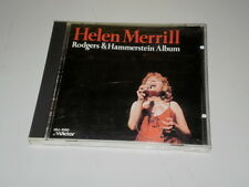 HELEN MERRILL - Rodgers & Hammerstein Album - RARE JAPAN CD 1989 - OUT OF PRINT