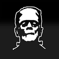 Frankenstein Vinyl Sticker Scary Movie Oldies Die Cut