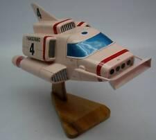 Thunderbird-4 Underwater Submarine Desktop Wood Model Free Ship