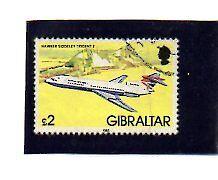Gibraltar Aviones Comerciales año 1982 (AN-900)