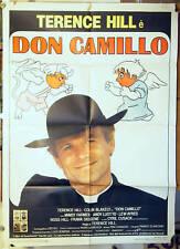 Terence Hill DON CAMILLO manifesto 2F originale 1984