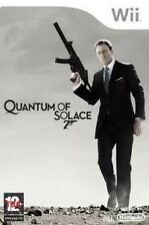 James Bond 007: Quantum of Solace (Nintendo Wii, 2008)