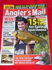 ANGLERS MAIL - WHICH FISH CAN HYBRIDISE - April 1 2008