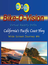 "Bike-O-Vision Cycling Video ""California Pacific Coast Hwy"" Widescreen DVD"