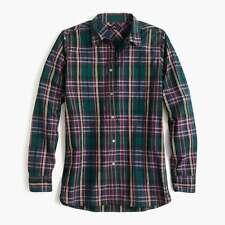 8cea9a6d975 J. Crew Classic-fit Boy Shirt in J.CREW Signature Tartan