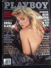"Playboy Magazine ""Erika Eleniak"" December 1993 Vintage Issue"