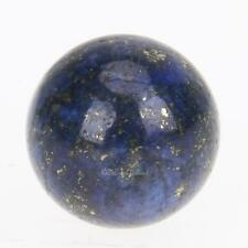 20mm Natural Lapis Lazuli Crystal Ball Healing Sphere with Stand DIY Home Decor