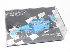1/43 Benetton Renault Sport B201 Jenson Button   2001 Season Racecar