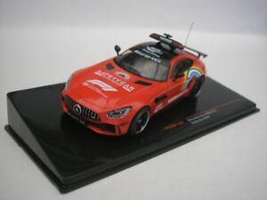 Mercedes Benz AMG Gt-R Safety car Formule 1 Toscana 2020 1/43 IXO