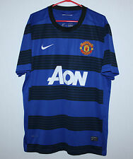 Manchester United England away shirt 11/12 Nike Giggs Ferdinand Rooney