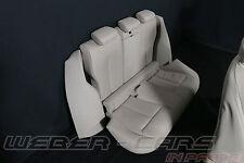 Bmw 3er f30 refrescos asiento posterior cuero equipamiento asientos de piel atrás Oyster rear seats