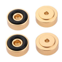 4pcs 50mm 14mm Rubber Feet for Car Stereo speaker Pad amplifier chassis