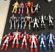 2006 Bandai Power Rangers  Overdrive Lot Of 16