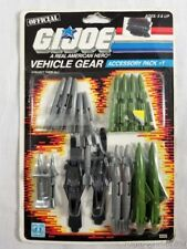 G.I. Joe Official Vehicle Gear Accessory Pack #1 1986 Hasbro Missiles