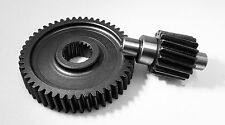 49/17t Performance Final Drive Gears- GY6 & 139QMB Chinese & Taiwanese Scooters
