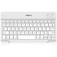Nulaxy Business Rechargeable Wireless Bluetooth Keyboard for iOS Windows Android