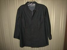 women's chicos design denim shirt size 1 8-10