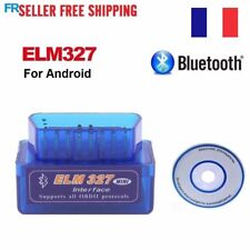 ELM327 V2.1 ODB2 ODB-II Wireless Bluetooth Car Auto Diagnostic Scan Tool Scan 4U