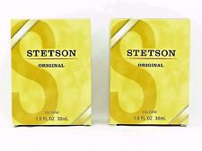 Stetson Original Cologne 1 oz / 30 ml *Twin Pack*