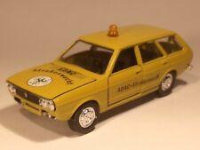 Schuco 301619 VW Passat Variant ADAC Straßenwacht Yellow 1/43 Germany Excellent