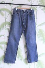 Calvin Klein Women's Dark Blue Denim Jeans - Size 14 (US) [= Size 18 UK] - Used