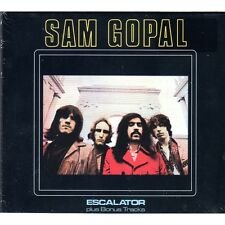 sam gopal - escalator + 2 bonus  digipak ( UK  1969 )   - CD