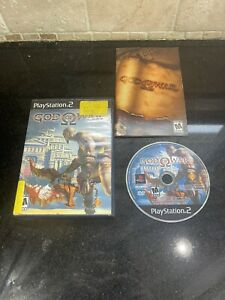 God of War (Sony PlayStation 2, 2006) PS2 Complete