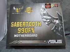AMD FX-8150 Eight CORE X8 CPU Sabertooth 990FX Motherboard  Z1