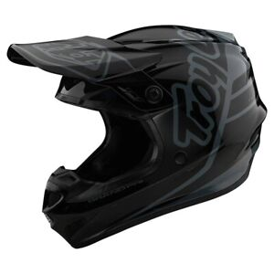 Troy Lee Designs 2020 GP Helmet Silhouette Black/Gray All Sizes