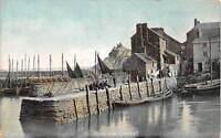 England Mevagissey, Cornwall, boats