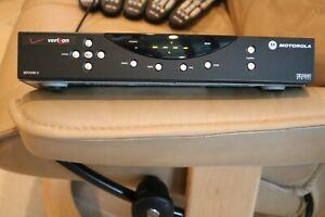 Motorola (Verizon) STB QIP2500-3 Set Top Box + power cable (1)