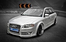 JMS Racelook Frontspoilerlippe für Audi A4 B7 Limousine/Avant/Cabrio ohne S-Line