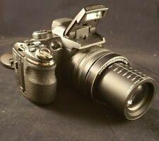 FujiFilm FinePix S4530 14MP black 30X Zoom point & shoot camera w/ case
