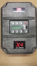 TB Woods E-TRAC X4 5HP AC DRIVE X4C50050C