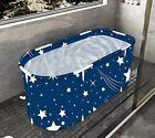 US+Folding+Bathtub+Adult+Portable+Spa+Sauna+Bath+Bucket+Water+Tub+Barre