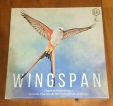Wingspan Strategy Board Game - Stonemaier Games - w/ Swift Start Promo Pack NEW